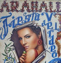 El cartel ganador, de Enriqueta López