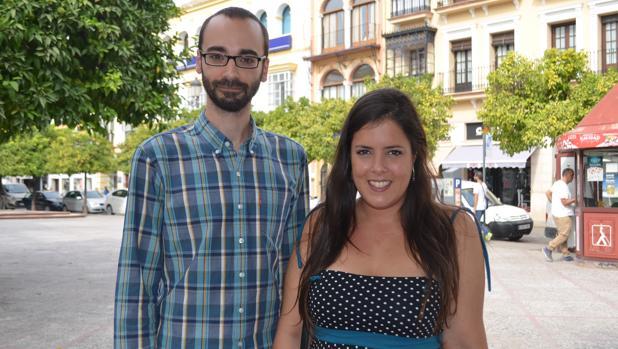 Rubén Morrato y Bárbara Domínguez, fundadores de Muquo Games