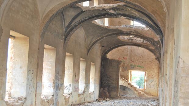En el antiguo convento carmelita se han grabado inquietantes psicofonías