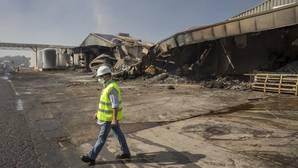Archivan la causa por el incendio de la fábrica de Ybarra: «Fue fortuito»