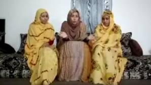 Un vídeo de Maloma en el Sahara: «No estoy secuestrada por nadie»