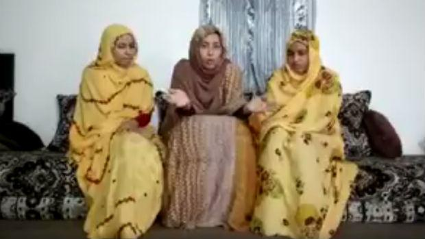 Nuevo vídeo de Maloma en el Sahara