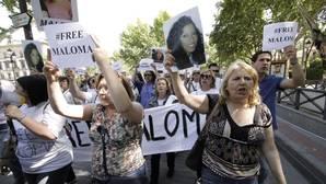 La Junta de Andalucía muestra su apoyo a la familia sevillana de Maloma: «Es una chica nuestra»