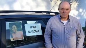 José Morales, el padre adoptivo de la joven Maloma Morales