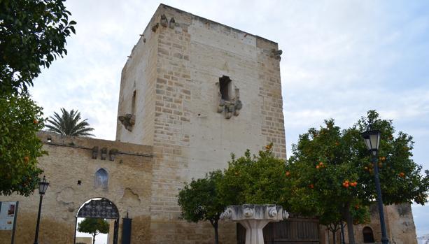Imagen del Castillo de Utrera