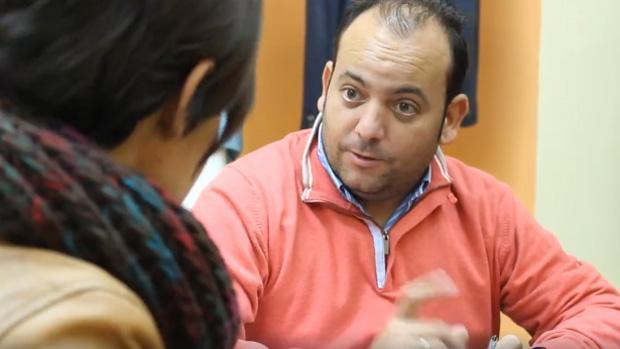 El actual alcalde socialista del municipio sevillano de La Algaba, Diego Manuel Agüera Piñero