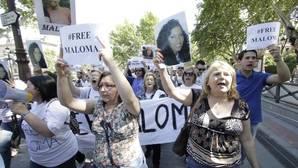Los padres de Maloma piden el mismo trato que con María Jimena y Shaza