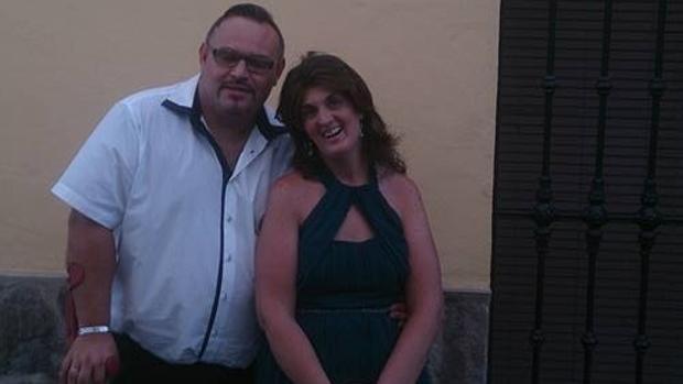 La pareja posa sonriente en una imagen de hace unos años.
