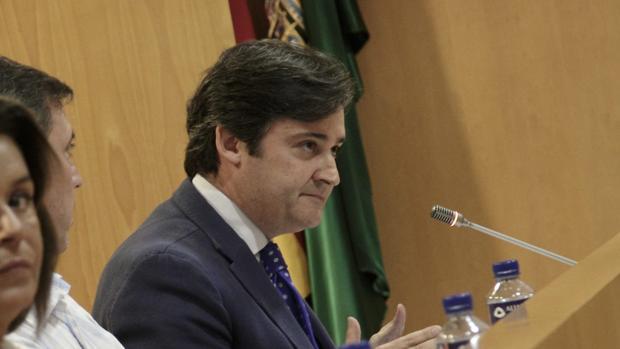 Eloy Carmona es uno de los concejales del PP que figura como investigado en la causa