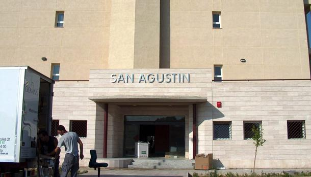 Hospital San Agustín de Dos Hermanas, que será remodelado por Hugo Galera