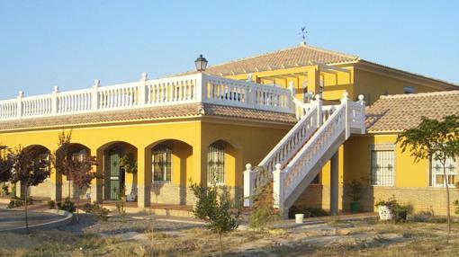 La residencia de la tercera edad, situada en Alcalá de Guadaíra, donde reside Carlos