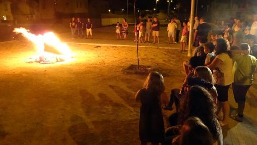 Festividad de «Los Júas» en Lebrija