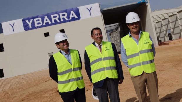 La nueva fábrica del Grupo Ybarra Alimentación en Dos Hermanas estaría operativa en diciembre