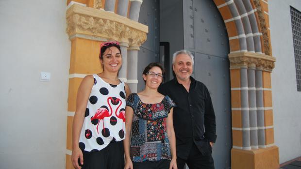 Tres emprendedores han comenzado a llenar de actividad un espacio tan singular como una antigua iglesia mudéjar