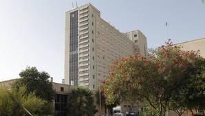 Un fallo en un ascensor del Hospital de Valme provocó el fatídico accidente