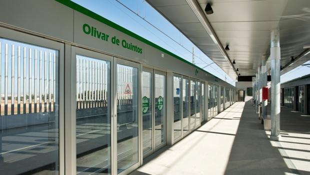 Una de las estaciones que reanudará su servicio a partir del 4 de septiembre