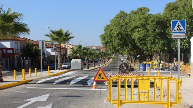 La avenida Juan Diego se modernizará gracias a un plan de inversiones