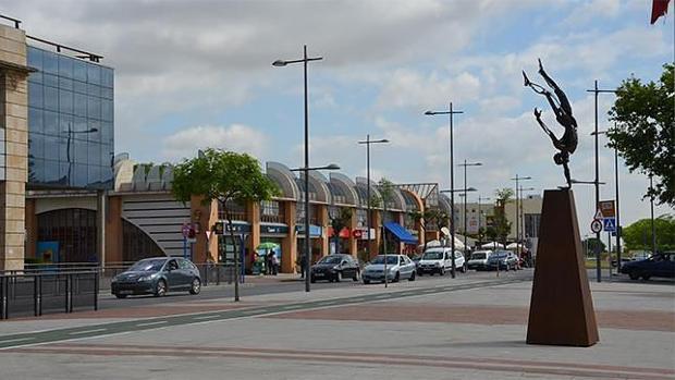 La nueva infraestructura conectará la zona sur con la parada del metro y Ciudad Expo