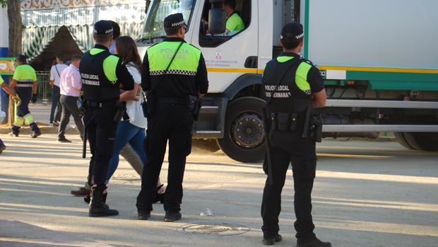 Provincia Agentes de la Policía Local de Dos Hermanas