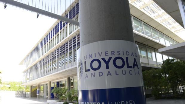Instalaciones de la Universidad Loyola en Palmas Altas