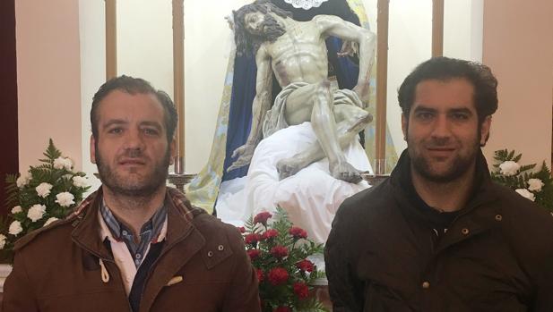 Juan Manuel y Javier Haro son los responsables de la guía «Adviento»