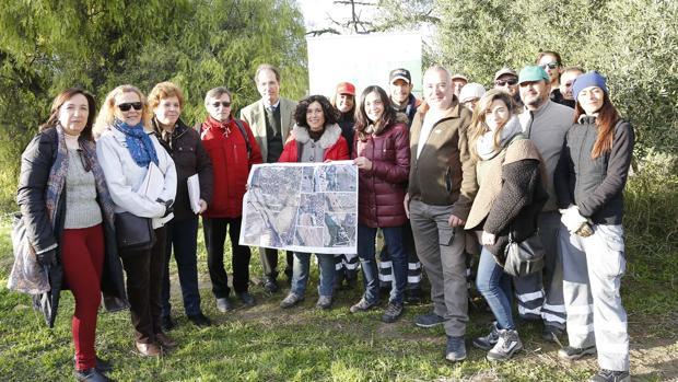 El Ayuntamiento de Mairena ha comenzado la regeneración del Camino de los Valles
