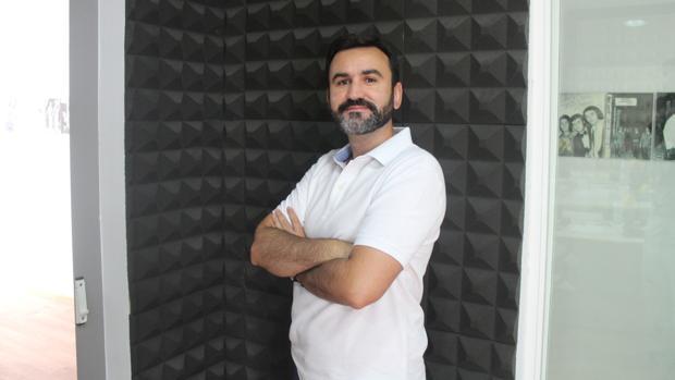 El maestro Manu Sánchez opta a ser elegido como mejor docente de España