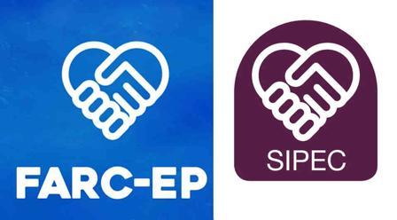 Dos instituciones que han usado el mismo logo.