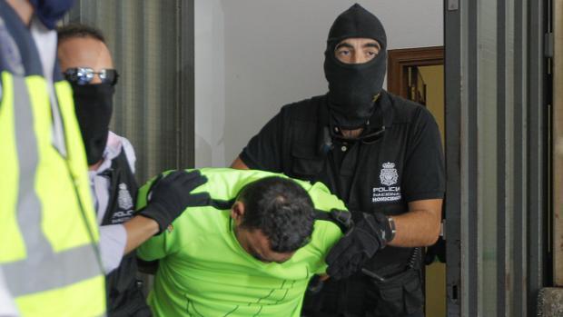 El principal acusado del crimen, conocido como el «Pollino»