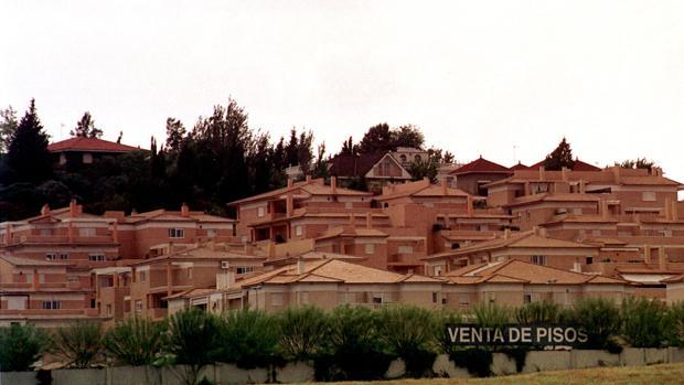 Viviendas de Santa Eufemia Ciudad Parque en Tomares