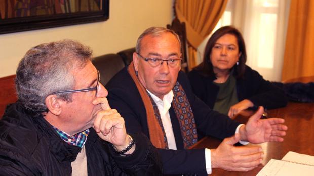 El SAS y el alcalde de San Juan informaron sobre el inminente comienzo de las obras de ampliación del centro de salud