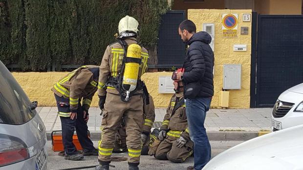 Hemeroteca: Alarma en San Juan de Aznalfarache por una fuga de gas   Autor del artículo: Finanzas.com
