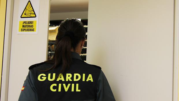 La Guardia Civil ha identificado a otro joven inimputable, ya que tiene 14 años