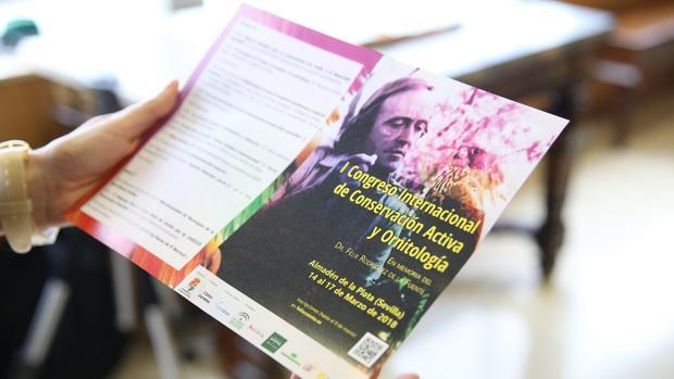 Del 14 al 17 de marzo se celebra el I Congreso Internacional de Ornitología y Conservación Activa