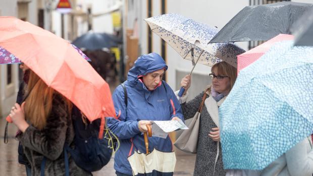 En la provincia se han acumulado más de 1.400 litros de lluvia en los últimos siete días