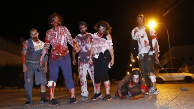 Mairena de Aljarafe organiza el próximo 7 de abril la «Survival Zombie» sin límite de edad