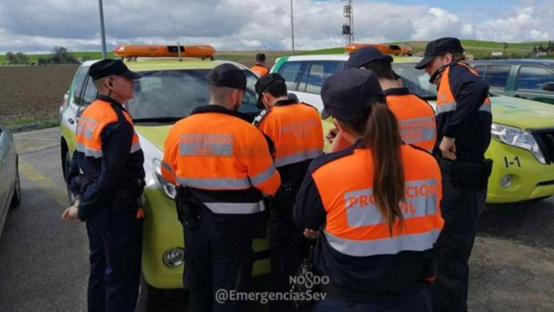 Se reanuda la búsqueda del agente desaparecido en Guillena