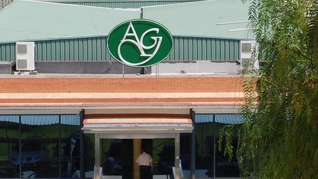 Dos operarios de Aceitunas Guadalquivir han resultado heridos de gravedad