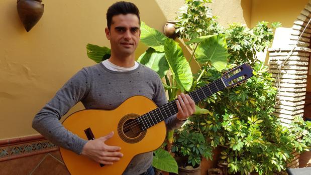 El sanluqueño Manuel Jesús Espina ha llegado este año a la final del programa «Got Talent»