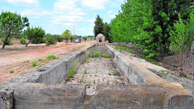 La Fuente Vieja del Campo data de la época medieval