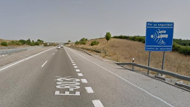 El accidente ha tenido lugar en la A-66 dirección Mérida