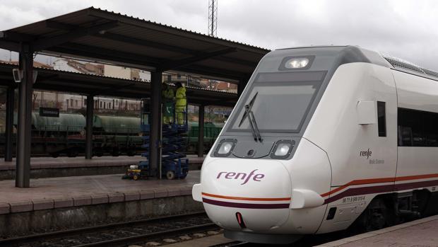 Tren de media distancia de Renfe