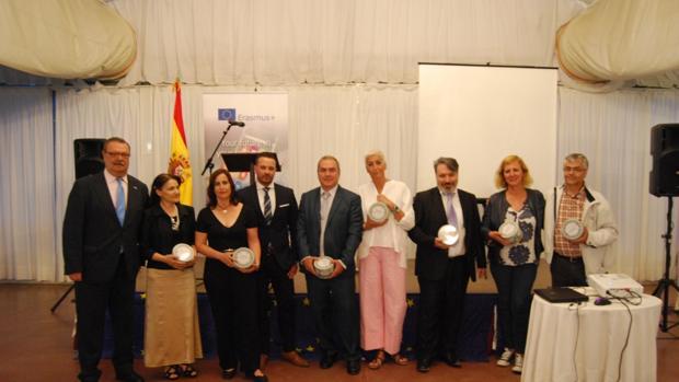 Participantes de España, Italia y Portugal en el proyecto