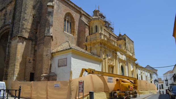 La iglesia de Santiago el Mayor ha sido objeto de sucesivas restauraciones en los últimos tres años