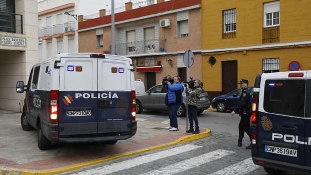Los cuatros detenidos han sido puestos a disposición judicial