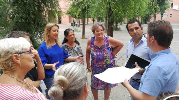 El Ayuntamiento ha presentado las obras a los vecinos de la zona