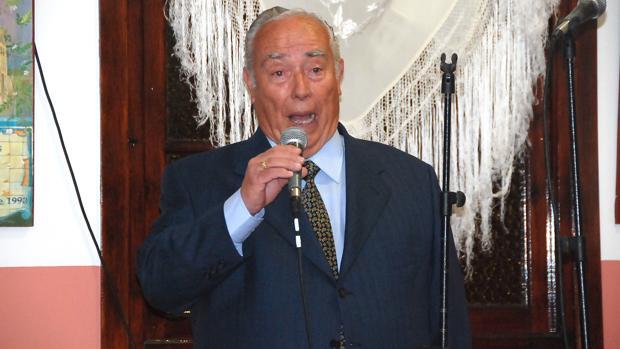 El cantaor utrerano Juan Montoya ha muerto a los 89 años