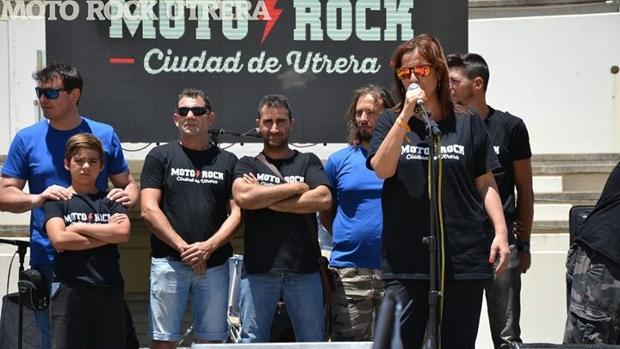 Los amantes del motor y la música tienen una cita en la segunda edición del festival Moto Rock Utrera