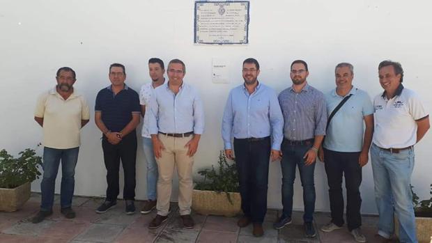 El Colegio Oficial de Arquitectos de Sevilla reconoce el valor de la obra de José Luis Fernández del Amo