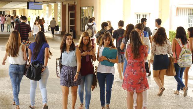 El horario de los autobuses actuales de Alcalá a la Olavide no se adapta a los de las clases